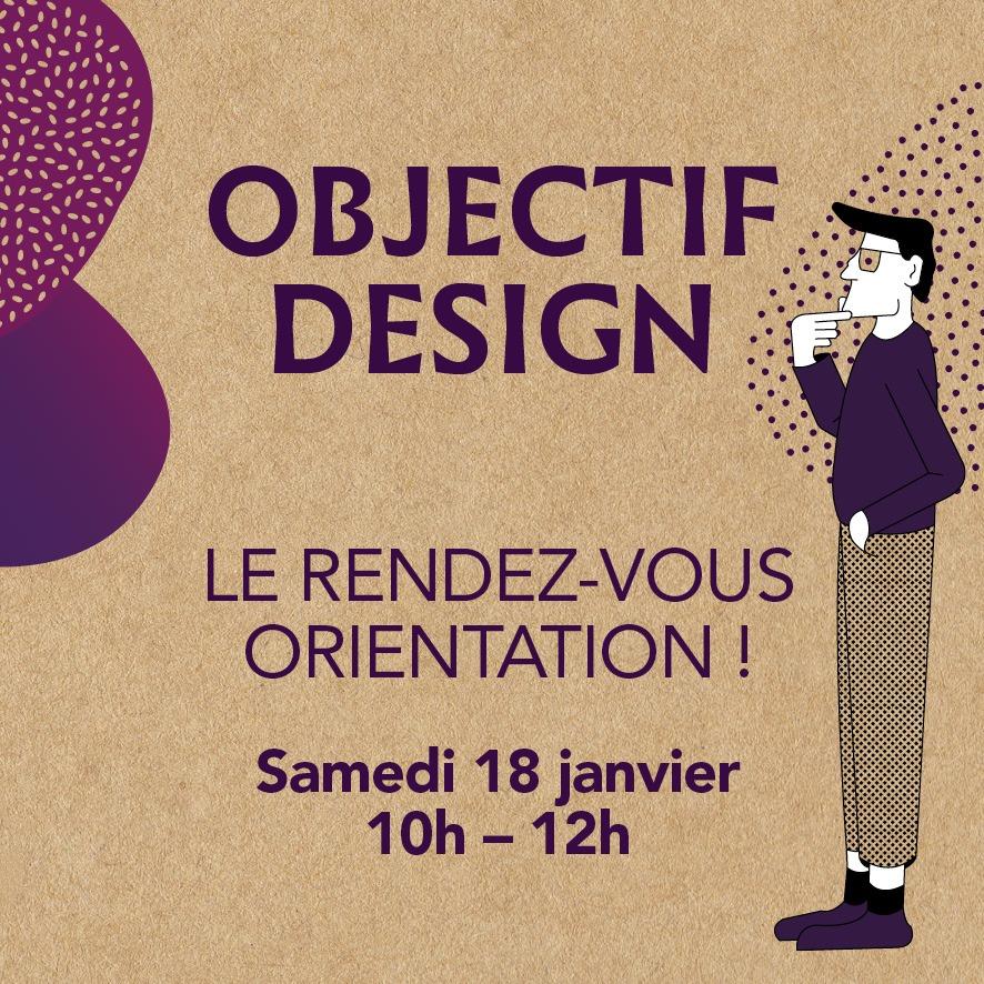 Objectif design orientation
