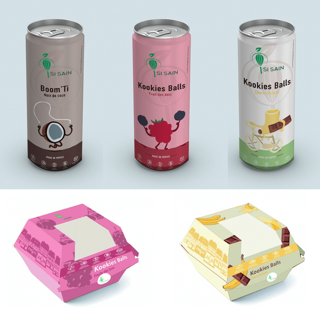 Projet packaging