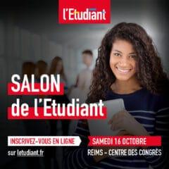 salon étudiant Reims
